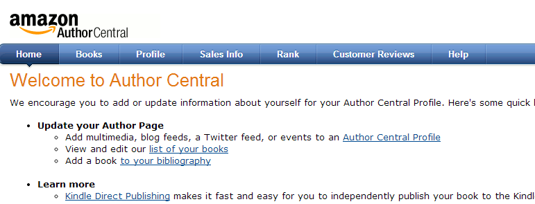 author_central_sign_in_page