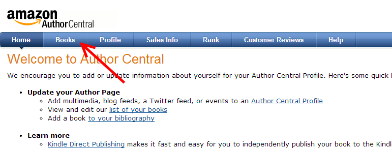 author_central_sign_in_page_books_link